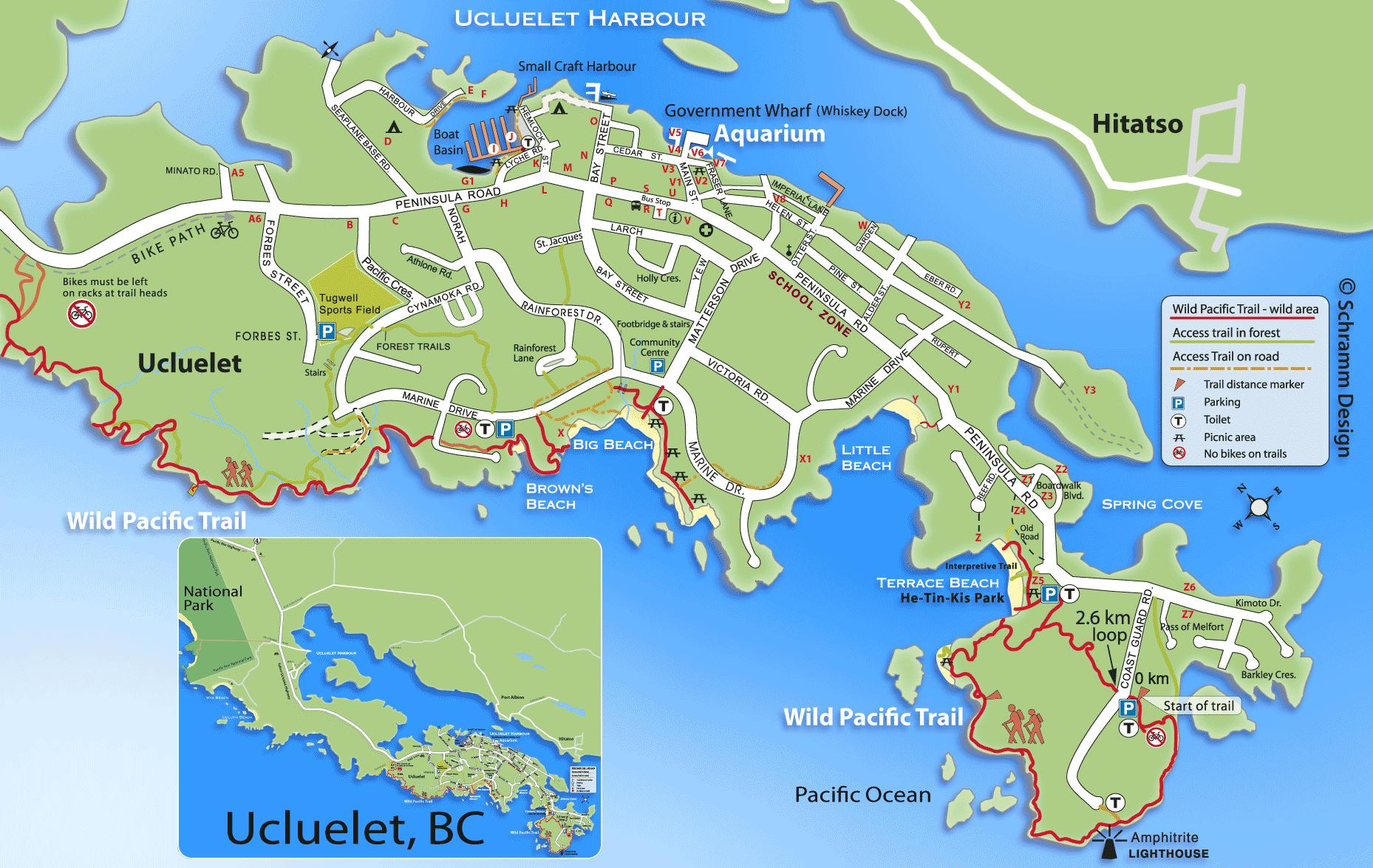 Ucluelet Bc Background Information